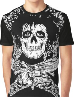 Shears Jolly Roger Graphic T-Shirt