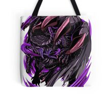 Black Eclipse Wyvern Tote Bag
