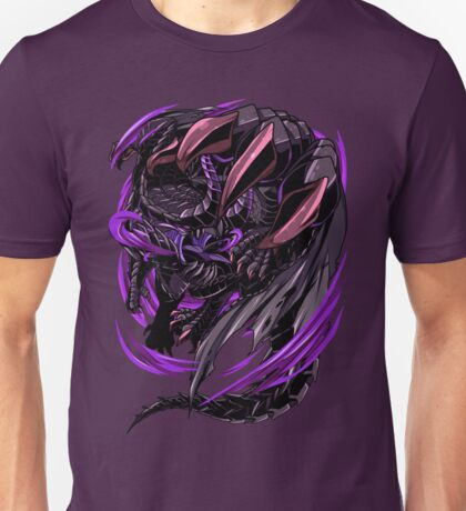 Black Eclipse Wyvern Unisex T-Shirt