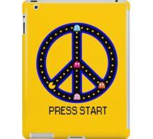 Peaceman iPad Case/Skin