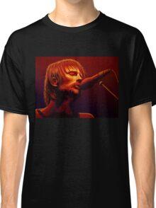 Thom Yorke of Radiohead Painting Classic T-Shirt