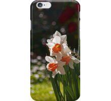 Daffodil Bokeh iPhone Case/Skin