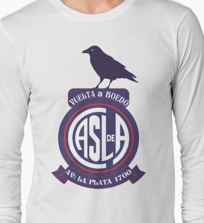 San Lorenzo Vuelta a Boedo Argentina Long Sleeve T-Shirt