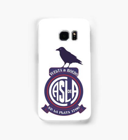 San Lorenzo Vuelta a Boedo Argentina Samsung Galaxy Case/Skin