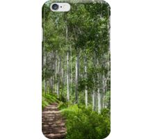 Tranquil Aspen iPhone Case/Skin