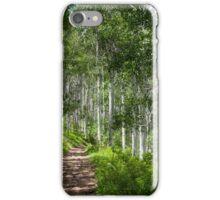 Tranquil Aspen iPhone Case/Skin