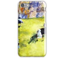 Nature boy iPhone Case/Skin