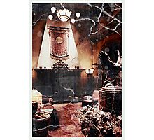 Hollywood Tower Lobby Photographic Print