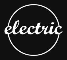 Electric Logo by Simon Williams