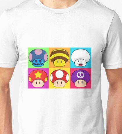 Mushroom Squad Unisex T-Shirt