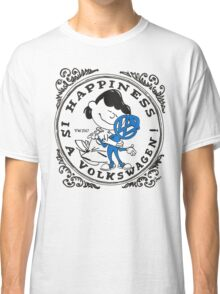 Happiness is having a Volkswagen Classic T-Shirt