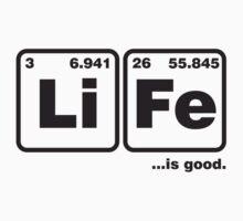 LiFe logo by Simon Williams