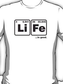 LiFe logo T-Shirt