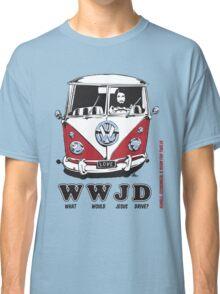 WWJD ? Classic T-Shirt