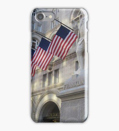Goodbye, Ben Franklin, we hardly knew you iPhone Case/Skin