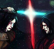 Star Wars Twiggy Ramirez by Uzani