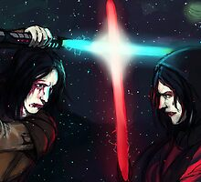 Star Wars Twiggy Ramirez by Uzani