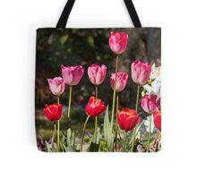 Glorious Tulips Tote Bag