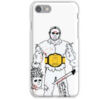 Jason Wins iPhone Case/Skin