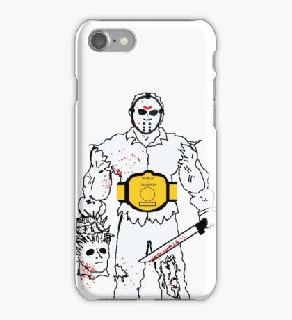 Jason Wins iPhone Case/Skin