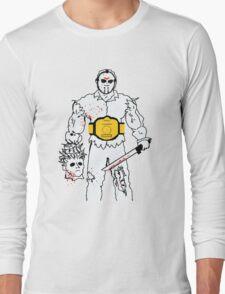 Jason Wins Long Sleeve T-Shirt