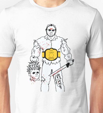Jason Wins Unisex T-Shirt