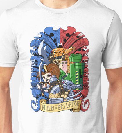 Alien v Predator Unisex T-Shirt