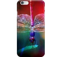 DRAGONFLY PINK DELIGHT iPhone Case/Skin