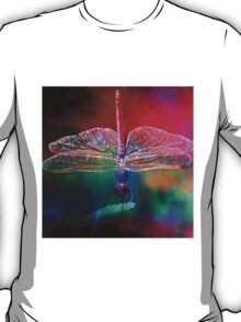 DRAGONFLY PINK DELIGHT T-Shirt
