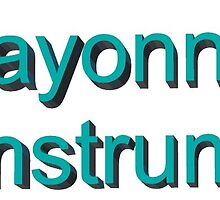 Is mayonnaise and instrument? by Txtgif