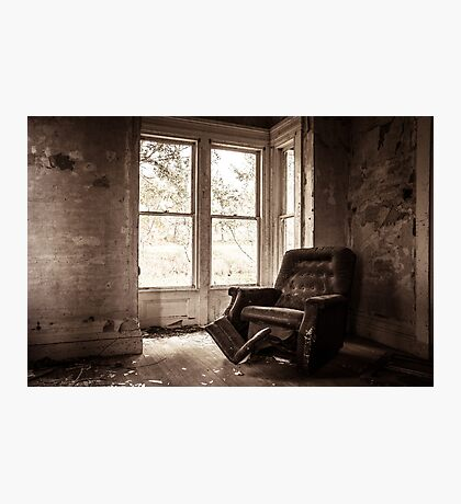 Abandoned I Photographic Print