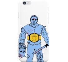 Jason Wins NES iPhone Case/Skin