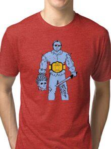 Jason Wins NES Tri-blend T-Shirt