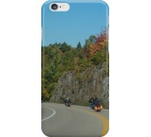 Road Trip - Bikers Know the Best Roads iPhone Case/Skin