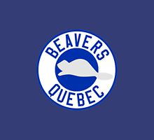 Quebec Castors 1926-28 Defunct Hockey Team Unisex T-Shirt