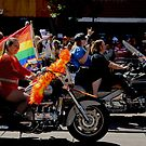 DYKES ON BIKES by Thomas Barker-Detwiler