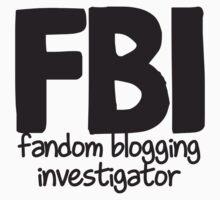 Fandom Blogging Investigator by youtube
