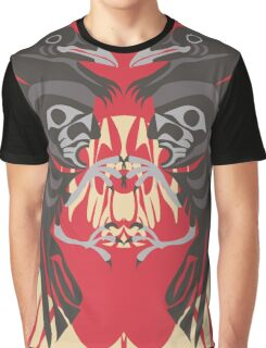 Raven Vision  Graphic T-Shirt