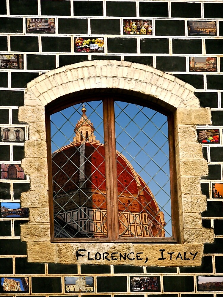 Florence, Italy by Rae Tucker