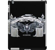 Moth Spirit Board iPad Case/Skin