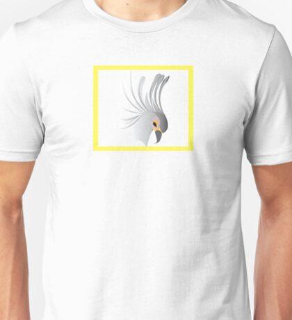 Secretary Bird Dreaming Unisex T-Shirt