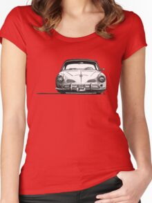 YES   ghia Women's Fitted Scoop T-Shirt