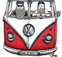 Dub Dynasty  by bulldawgdude