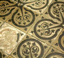 Tile Floor by EmiMills