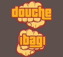Douche Bag Mens V-Neck T-Shirt