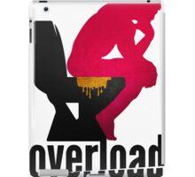 Shit Overload iPad Case/Skin