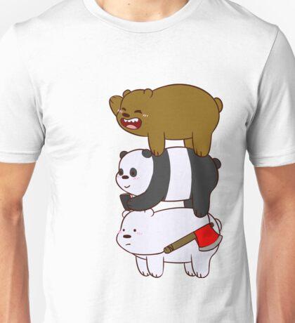 Bear Stack Unisex T-Shirt