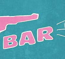 the BANG BANG bar by juliabohemian