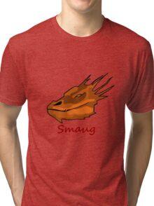 Smaug Tri-blend T-Shirt