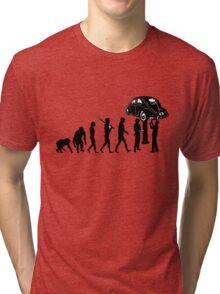 eVWolution Bug Tri-blend T-Shirt